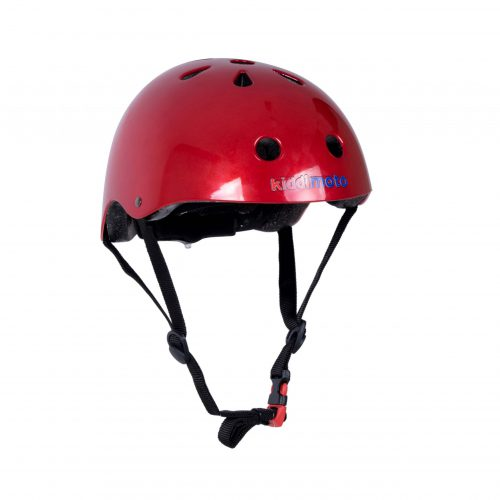 Helmet - Metallic Red