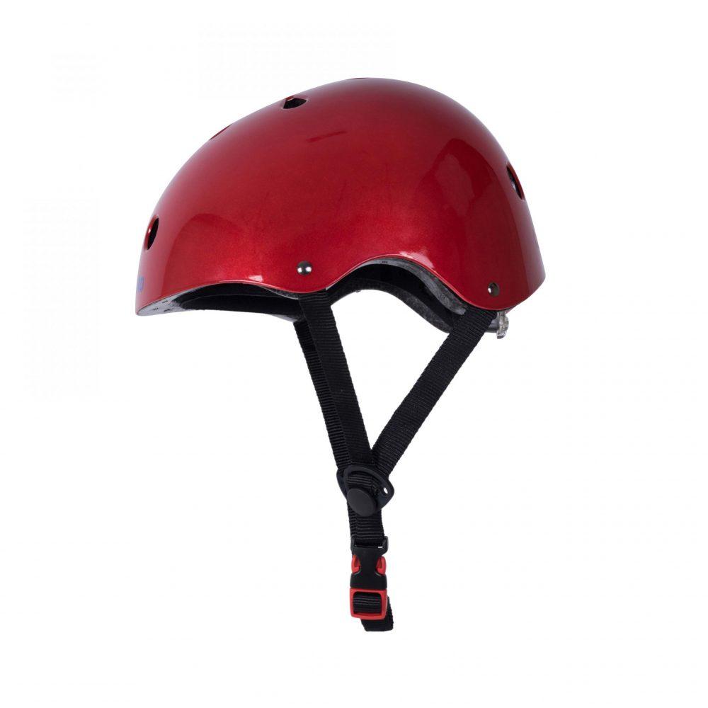 Helmet - Metallic Red
