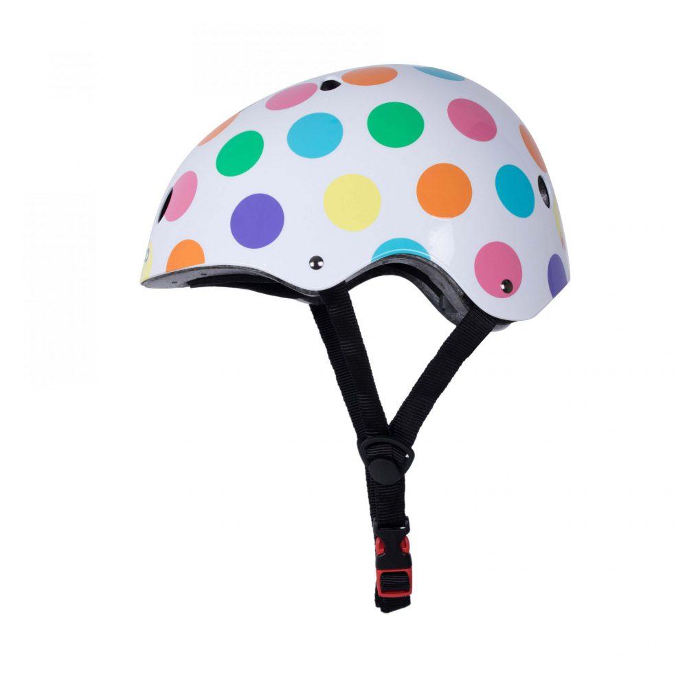 Helmet - Pastel Dotty