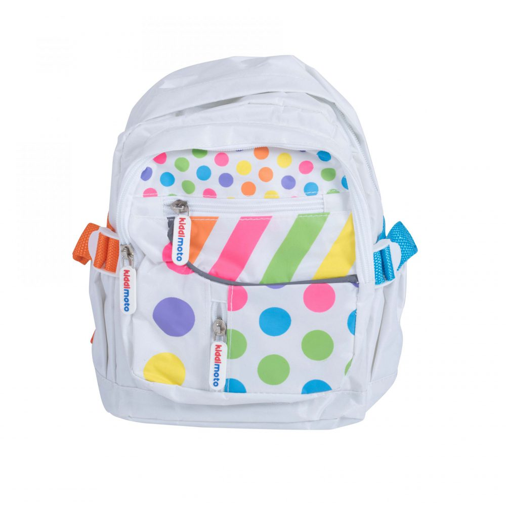 Backpack - Pastel Dotty (Small)